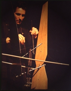 Tensegrity Sound Source #5 Played by Andrew Culver